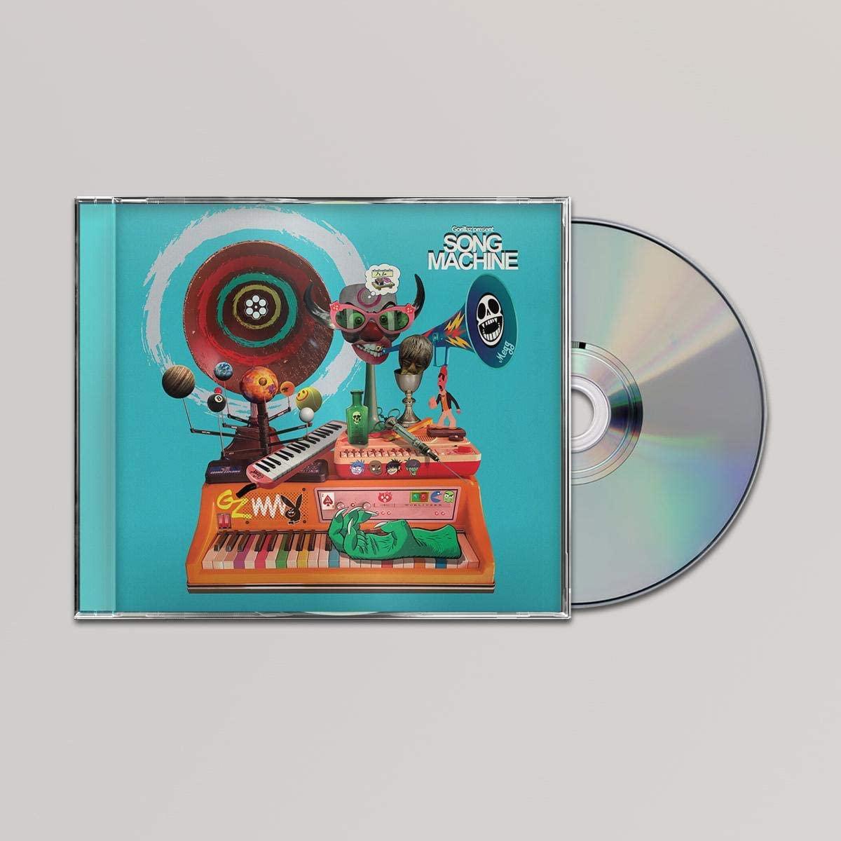 Song Machine, Season One: Strange Timez - Gorillaz - Musik - PLG - 0190295209421 - 23/10-2020