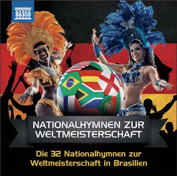 Nationalhymnen zur Weltmeisterschaft - Breiner,Peter / Slovak Radio SO - Musik - Naxos - 0730099201421 - 2/6-2014