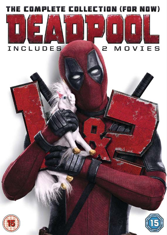 Deadpool Double Pack - Deadpool Double Pack - Film - 20TH CENTURY FOX - 5039036086424 - 17/9-2018