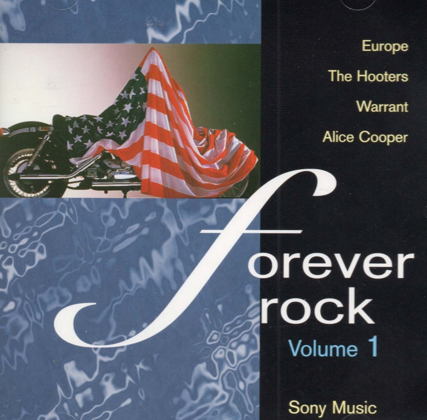 Forever Rock Vol.1 - Various Artists - Musik - SONY MUSIC - 5099747824425 - 26/2-1996
