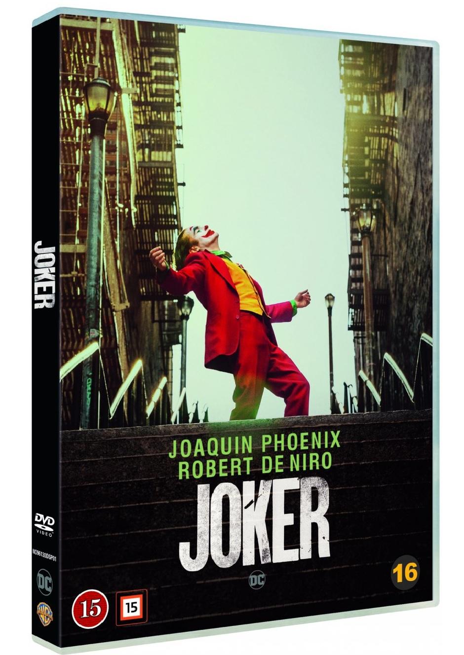 Joker -  - Film -  - 7340112751425 - 10/2-2020