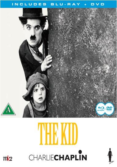Charlie Chaplin - The Kid -  - Film - SOUL MEDIA - 5709165012426 - 1970