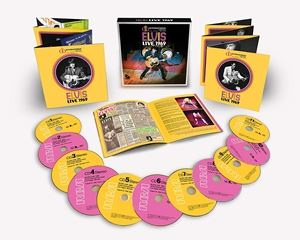 Live 1969 - Elvis Presley - Musik - RCA - 0190759406427 - 9/8-2019