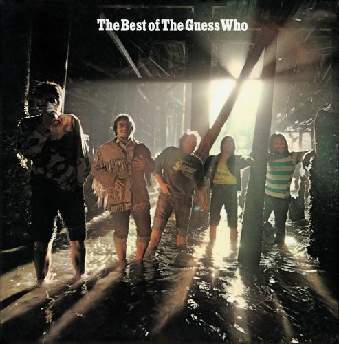 Best of the Guess Who - Guess Who - Musik - RCA - 0828767592428 - 30/6-1990