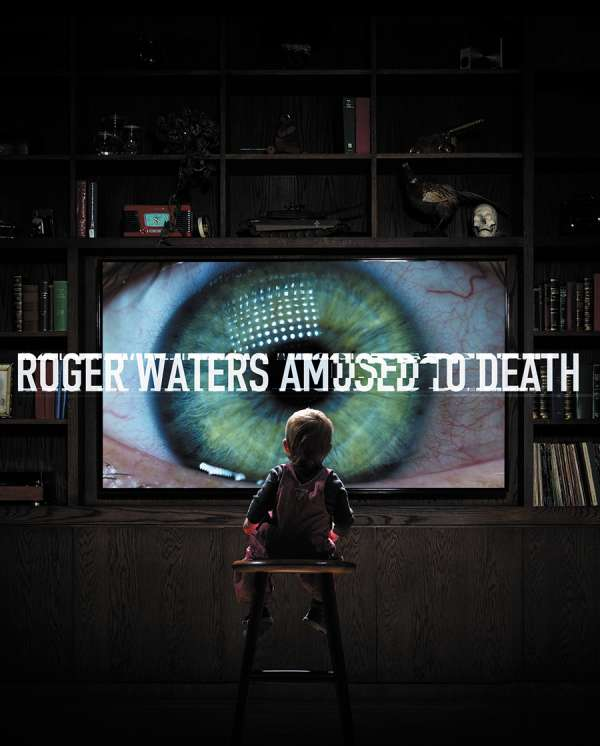 Amused To Death - Roger Waters - Musik - ANALOGUE PRODUCTIONS - 0887654788429 - 6/11-2018