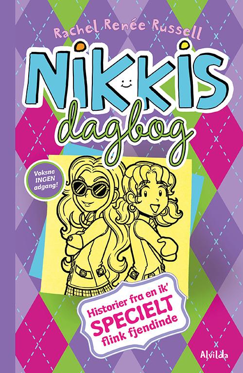 Nikkis dagbog: Nikkis dagbog 11: Historier fra en ik' specielt flink fjendinde - Rachel Renee Russell - Bøger - Forlaget Alvilda - 9788741511429 - 1/2-2020