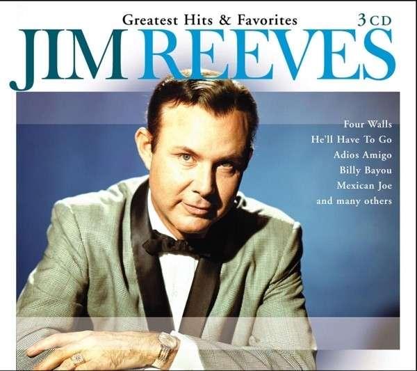 Greatest Hits & Favorites - Jim Reeves - Musik - GOLDIES - 8712177062430 - 6/1-2020