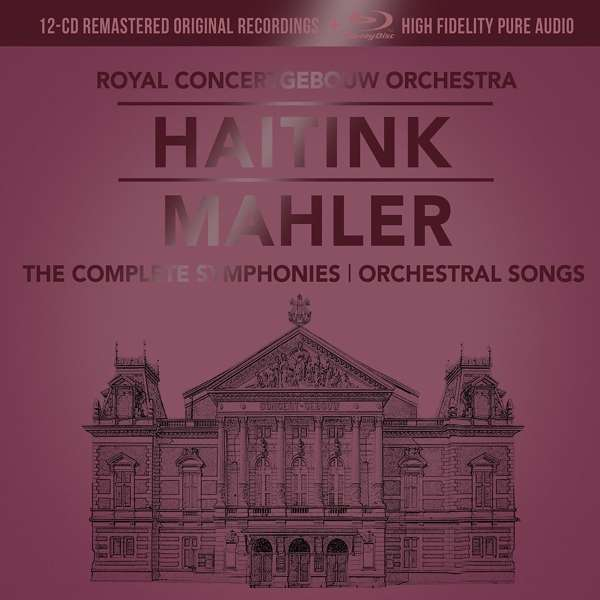 Mahler: the Complete Symphonies / Orchestral Songs - Bernard Haitink - Musik - DECCA - 0028948346431 - 28/2-2019