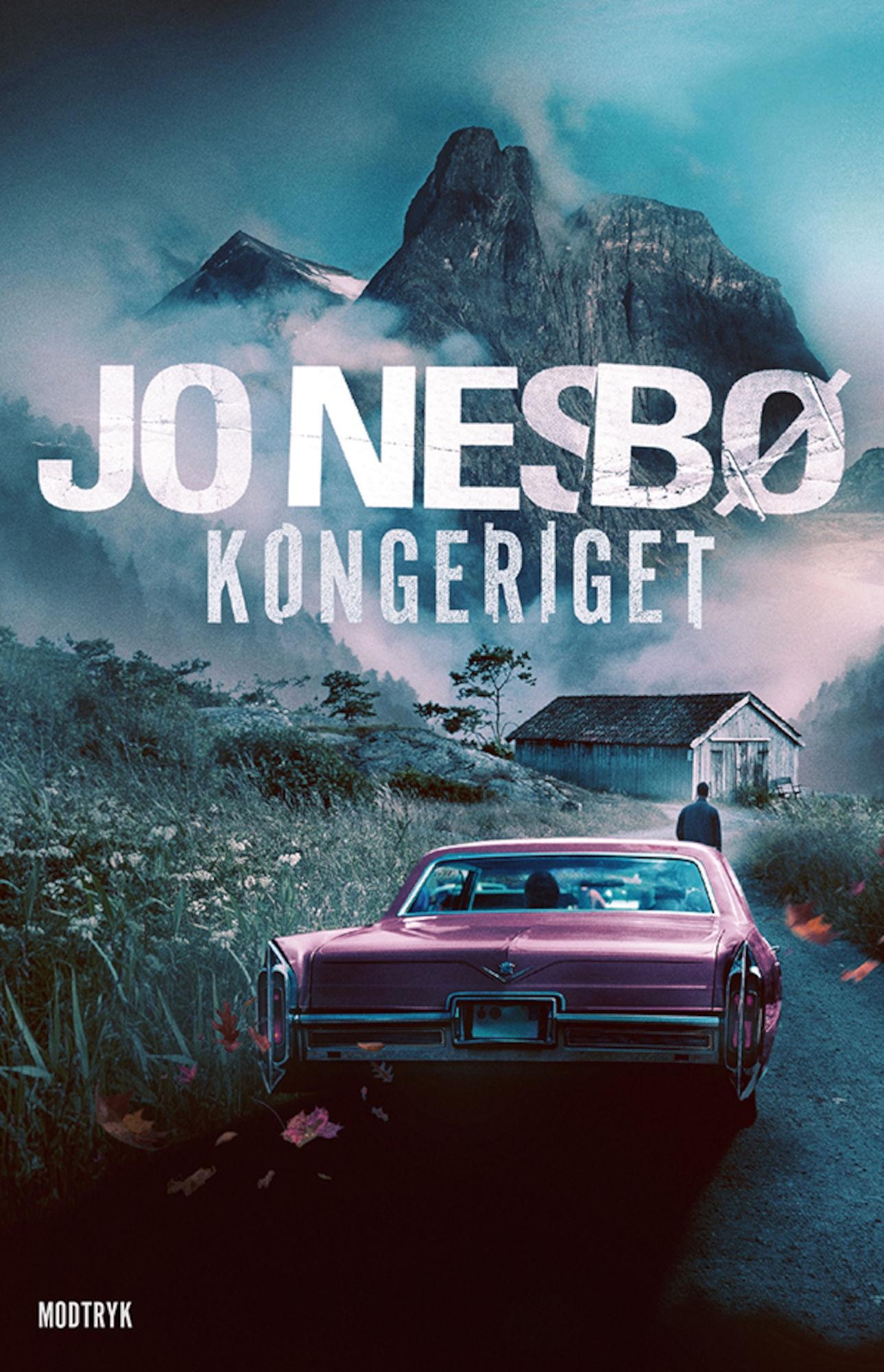 Kongeriget - Jo Nesbø - Bøger - Modtryk - 9788770073431 - 2/9-2020