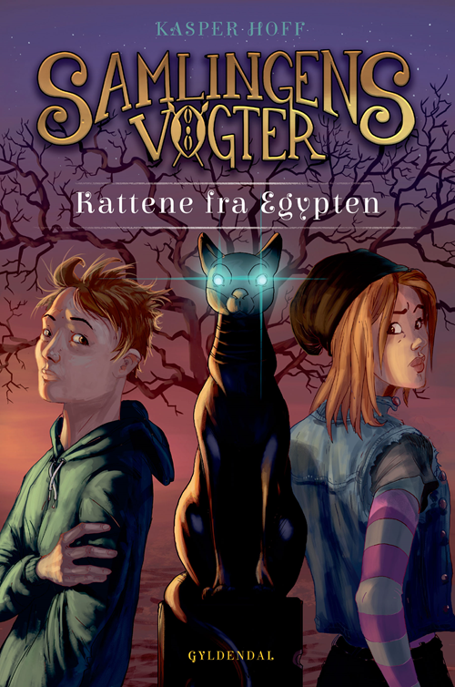 Samlingens Vogter: Samlingens Vogter 2 - Kattene fra Egypten. - Kasper Hoff - Bøger - Gyldendal - 9788702293432 - 16/3-2020