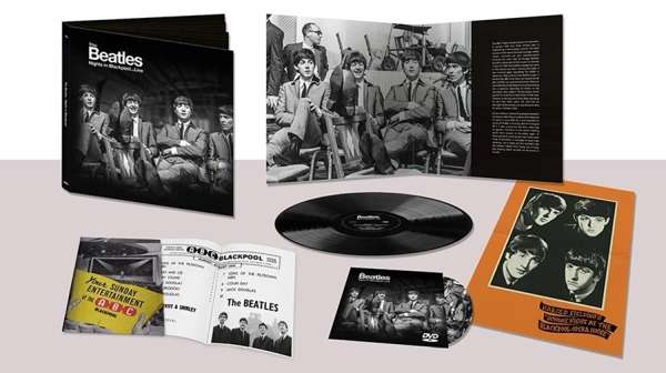 Nights in Blackpool...live - The Beatles - Musik - AVA EDITIONS - 3575067800438 - 24/7-2020