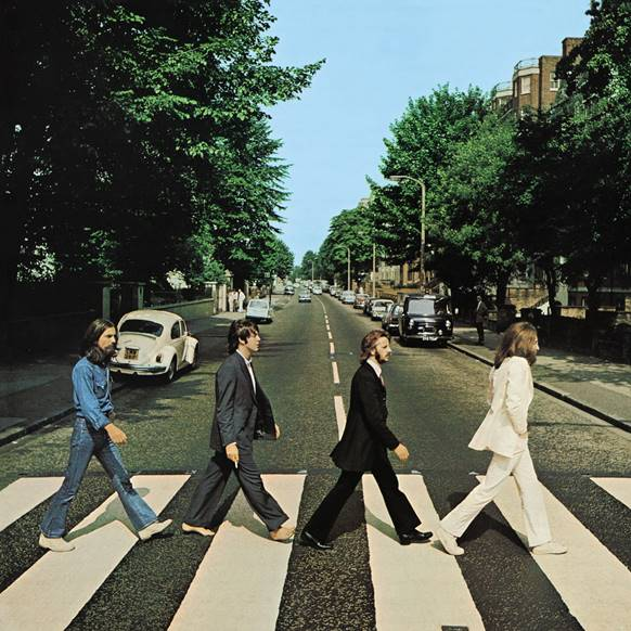 Abbey Road - 50th Anniversary - The Beatles - Musik - Universal Music - 0602508007439 - 27/9-2019