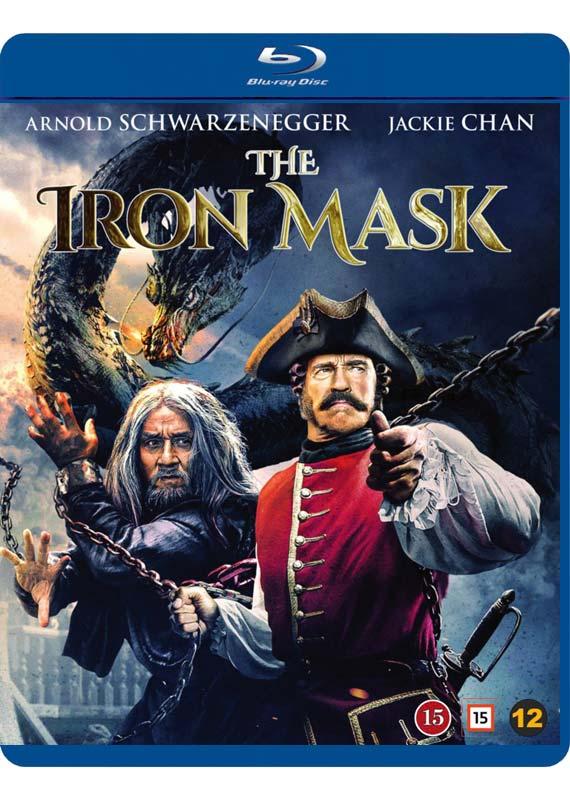 Iron Mask - Arnold Schwarzenegger - Film -  - 5705535065443 - 8/10-2020