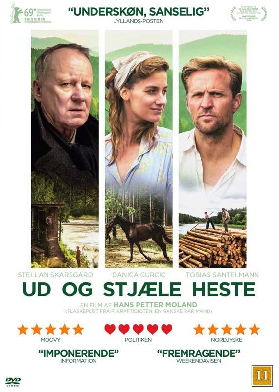 Ud og Stjæle Heste - Stellan Skarsgård - Film -  - 5705535064446 - 27/2-2020