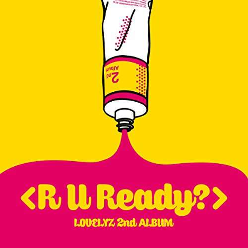 R U Ready? - Lovelyz - Musik - WOOLIM ENTERTAINMENT - 8809534462450 - 28/2-2017