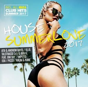 House Summerlove 2017 - V/A - Musik - SELECTED SOUND - 4032989513451 - 25/5-2017