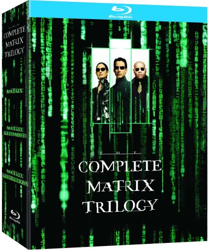 The Complete Matrix Trilogy - (BDY22045) - Movie - Film - WARNER HOME VIDEO - 7321900220453 - 24/11-2008