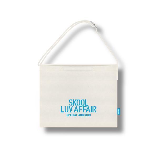 SKOOL LUV AFFAIR SPECIAL ADDITION - CANVAS BAG - BTS - Merchandise -  - 8809662359455 - 25/10-2020