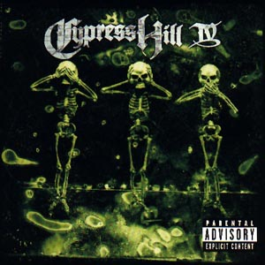 Iv - Cypress Hill - Musik - SONY MUSIC - 5099749160460 - 13/10-1998
