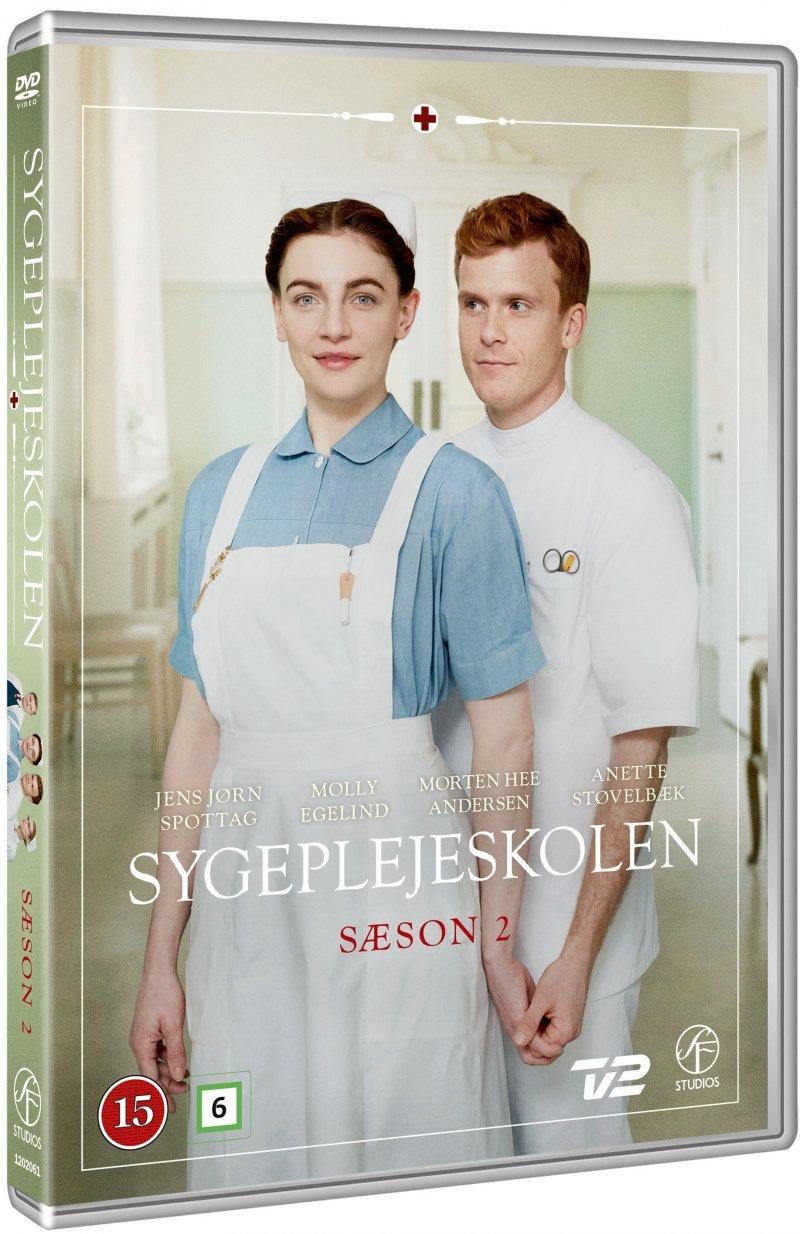 Sygeplejeskolen - Sæson 2 - Sygeplejeskolen - Film -  - 7333018015463 - 7/11-2019