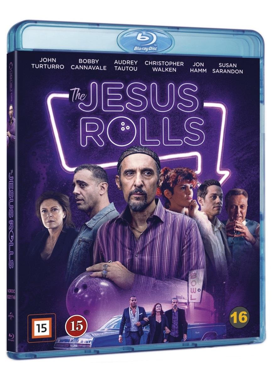 Jesus Rolls -  - Film -  - 5053083217464 - 6/7-2020