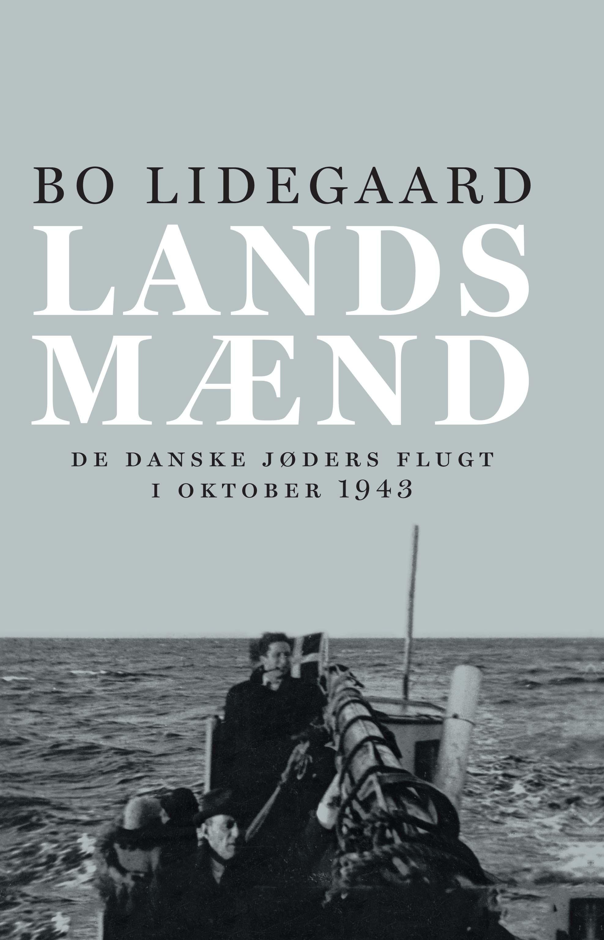 Landsmænd - Bo Lidegaard - Bøger - Politikens Forlag - 9788740062465 - 17/3-2020