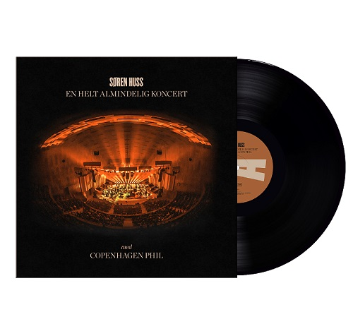 En Helt Almindelig Koncert - med Copenhagen Phil - Søren Huss - Musik -  - 0602435252469 - 30/10-2020