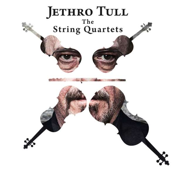 The String Quartets - Jethro Tull - Musik - BMGR - 4050538257472 - 24/3-2017