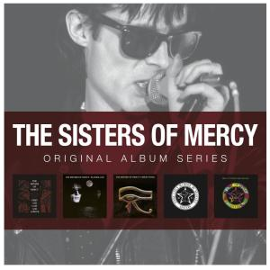 Original Album Series - Sisters of Mercy - Musik - WMI - 0825646839476 - 9/3-2010
