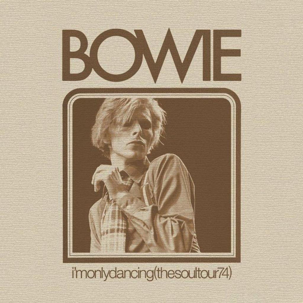 RSD 2020 - I'm Only Dancing (The Soul Tour 74) - David Bowie - Musik - ROCK - 0190295301477 - 8/9-2020