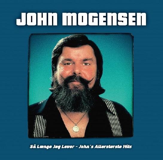 Så Længe Jeg Lever - John's Allerstørste Hits - John Mogensen - Musik -  - 0602567389477 - 8/3-2018