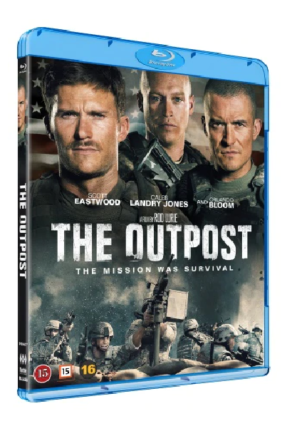 The Outpost -  - Film -  - 5705535065481 - 19/11-2020