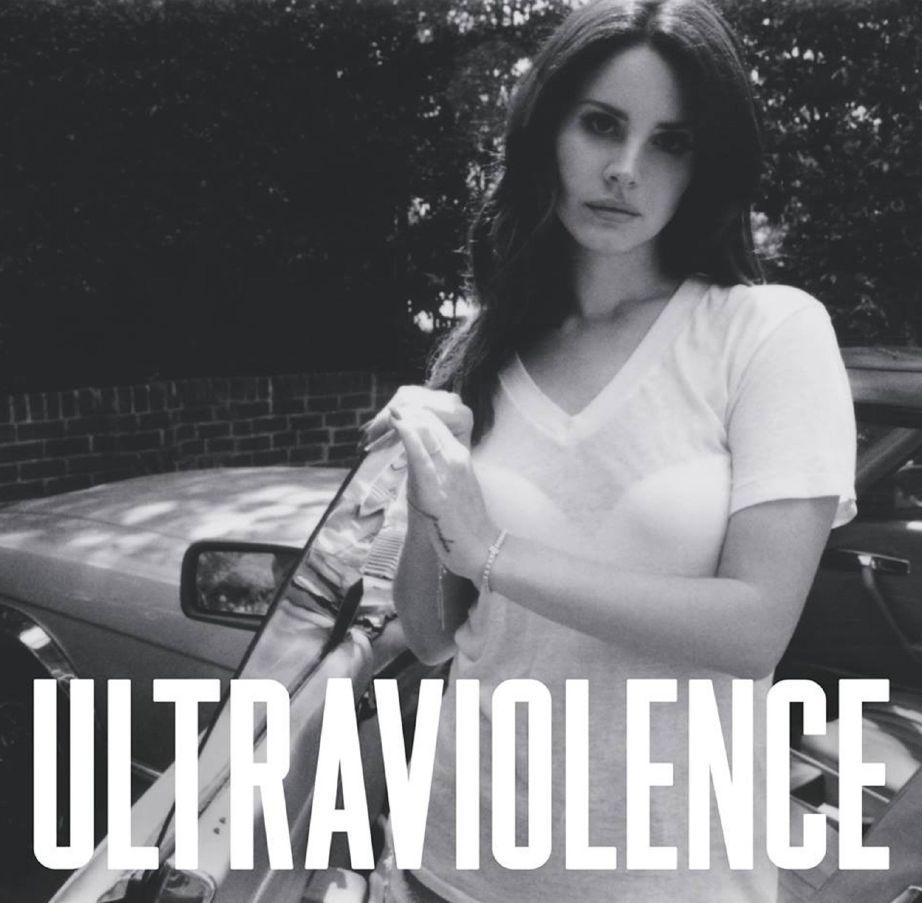 Ultraviolence - Lana Del Rey - Musik -  - 0602537874484 - 13/6-2014