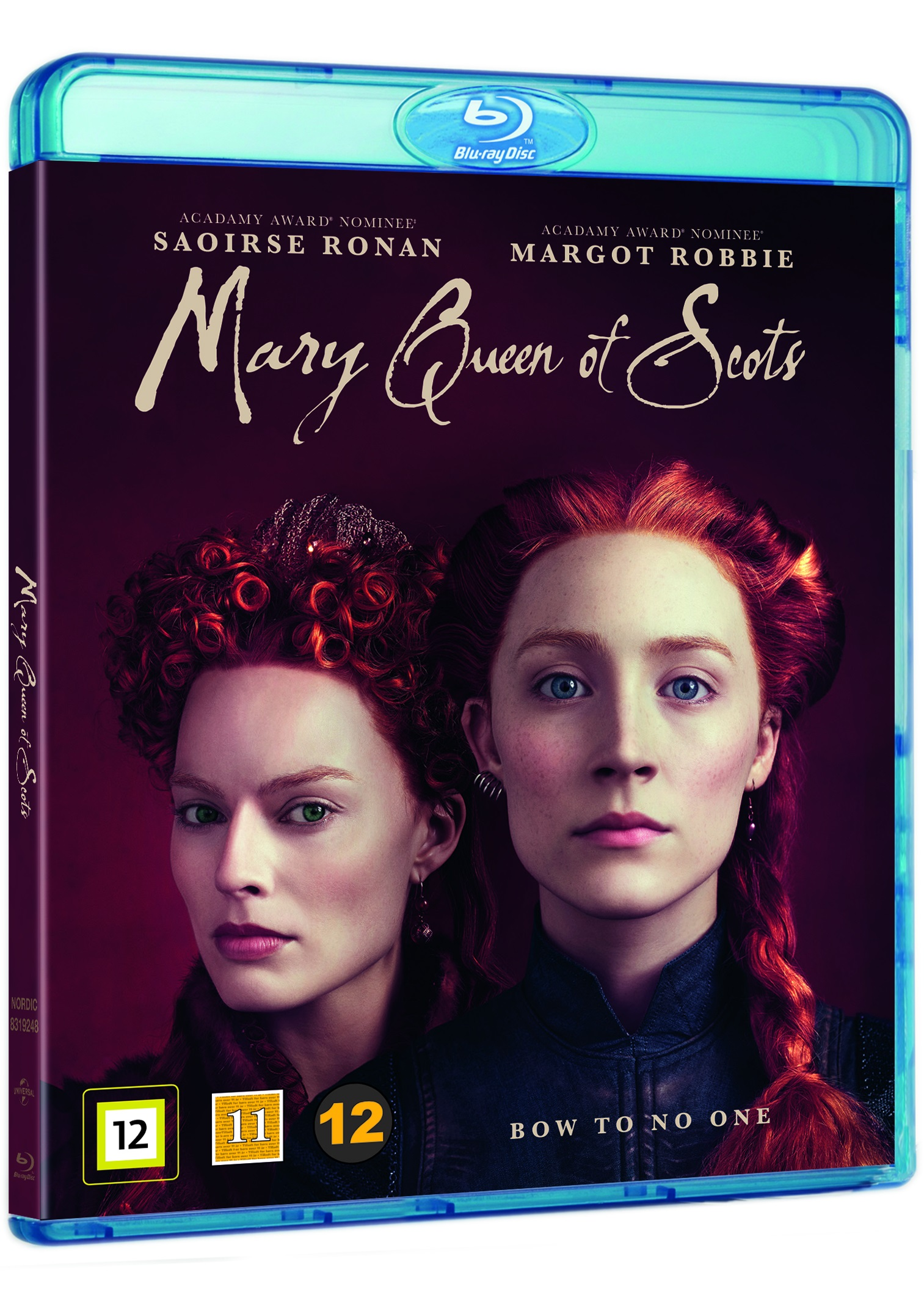 Mary Queen of Scots -  - Film -  - 5053083192488 - 19/9-2019