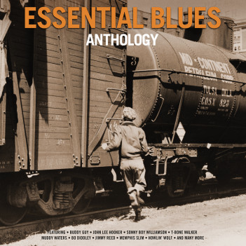 Essential Blues Anthology - Various Artists - Musik - NOT NOW MUSIC - 5060403742490 - 8/9-2017