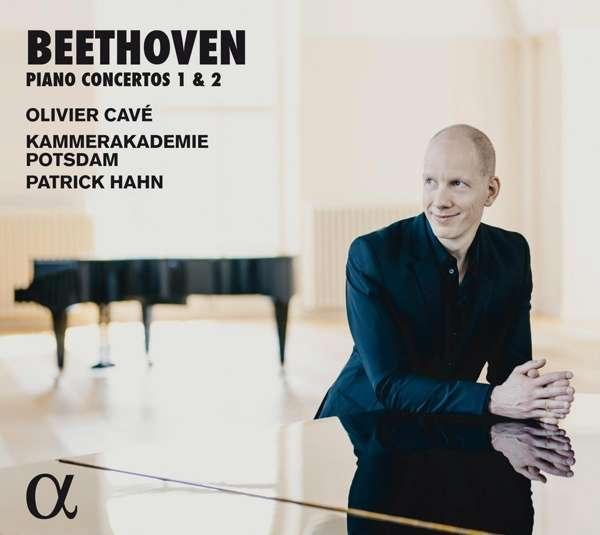 Piano Concertos 1 & 2 - Beethoven - Musik - ALPHA - 3760014196492 - 2/10-2020