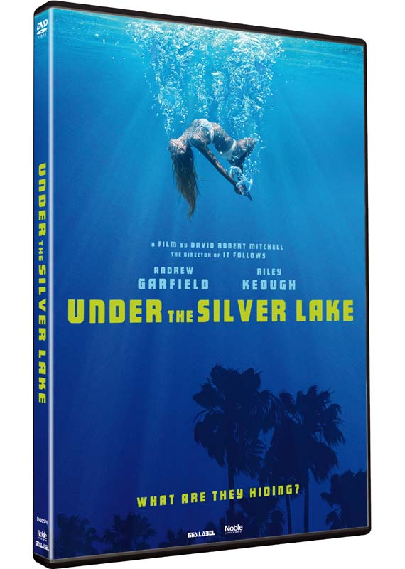 Under the Silver Lake - Andrew Garfield - Film -  - 5705535063494 - 16/5-2019