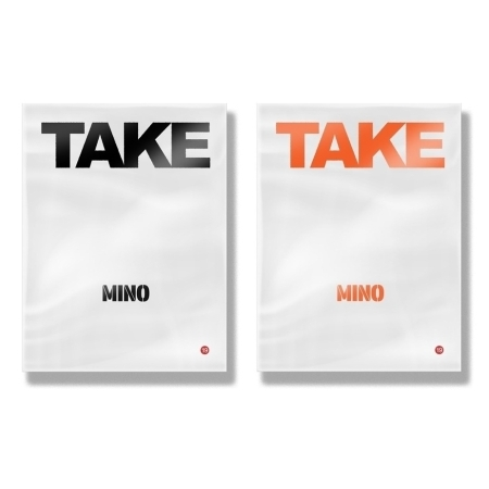 Take - Mino - Musik - YG ENTERTAINMENT - 8809634380494 - 20/11-2020