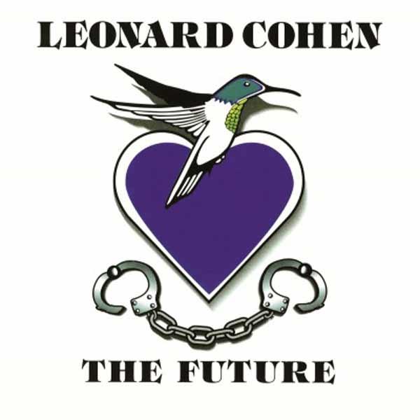Future - Leonard Cohen - Musik - ROCK / POP - 8718469530496 - 2/8-2012