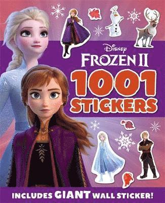 Disney Frozen 2 1001 Stickers - Igloo Books - Bøger - Bonnier Books Ltd - 9781789055498 - 21/9-2019