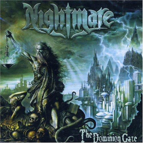 The Dominion Gate - Nightmare - Musik - REGAIN - 7320470059500 - 2/12-2016