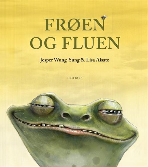 Jesper Wung-Sung: Frøen og Fluen - Jesper Wung-Sung - Bøger - Høst og Søn - 9788763836500 - 29/1-2016