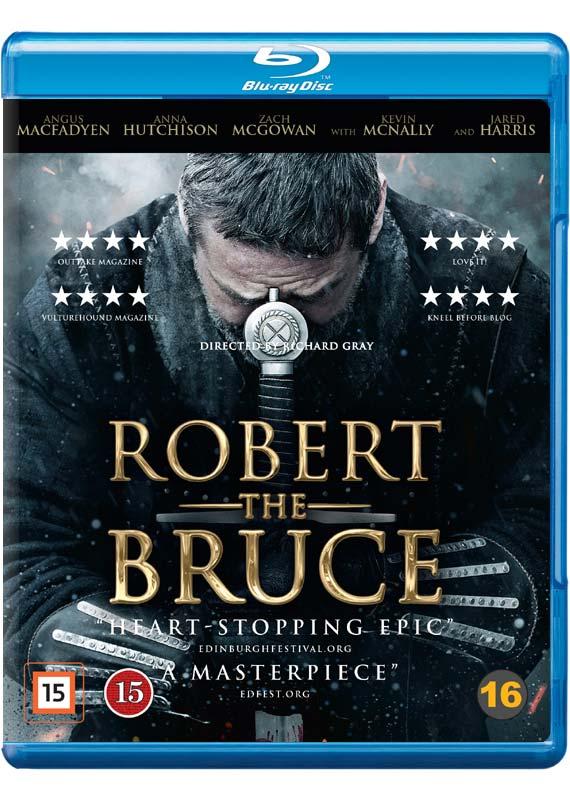 Robert the Bruce -  - Film -  - 5053083217501 - 10/8-2020