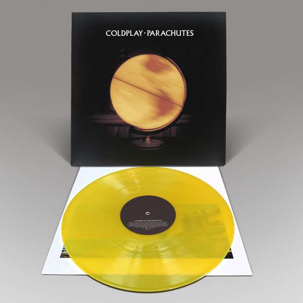 Parachutes (Limited Yellow Vinyl) - Coldplay - Musik - PLG UK Frontline - 0190295182502 - 20/11-2020