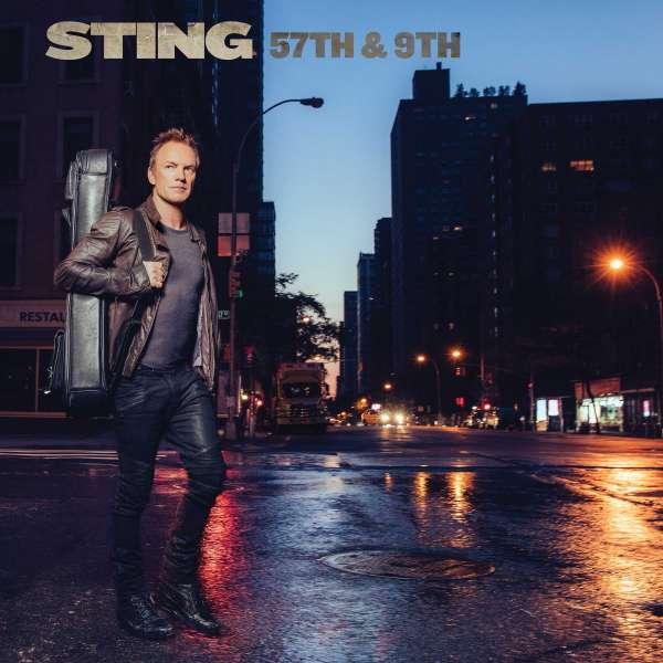 57th & 9th - Sting - Musik - UNIVERSAL - 0602557174502 - 11/11-2016