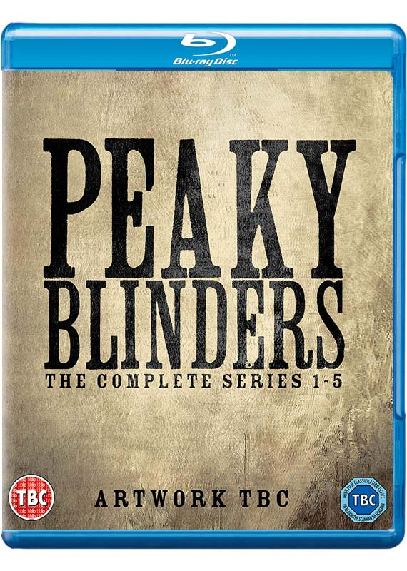 Peaky Blinders: the Complete Series 1-5 - Peaky Blinders - Film - 2ENTE - 5051561004506 - 11/11-2019