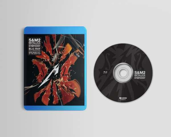 S&M2 - Metallica - Film -  - 0602508861512 - 28/8-2020