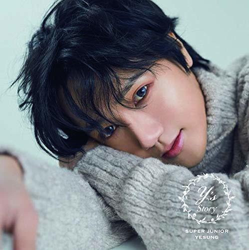 Story - Super Junior-yesung - Musik - AVEX - 4988064795512 - 20/2-2019