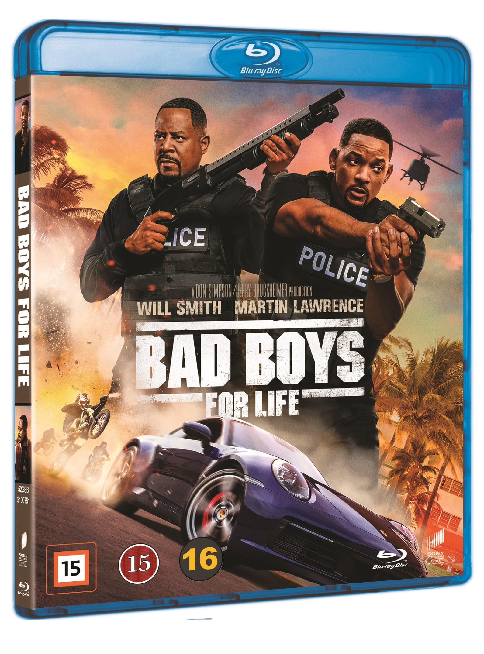 Bad Boys for Life (Bad Boys 3) -  - Film -  - 7330031007512 - 1/6-2020