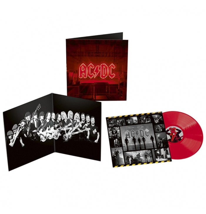 Power Up (Limited Red Vinyl) - AC/DC - Musik -  - 0194398166513 - 13/11-2020